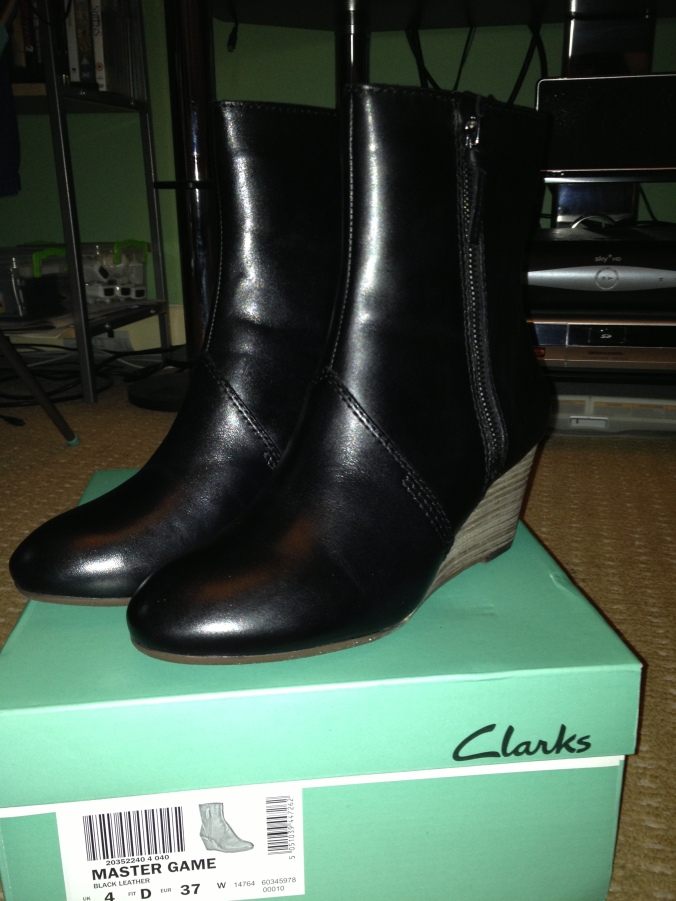 Clarks Shoes - MasterGame