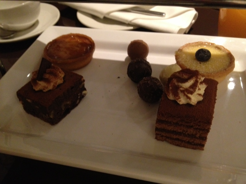 Sweet treats - Afternoon Tea at The Cavendish