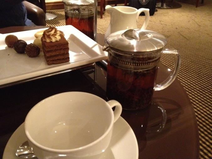 Tea - Afternoon Tea at The Cavendish