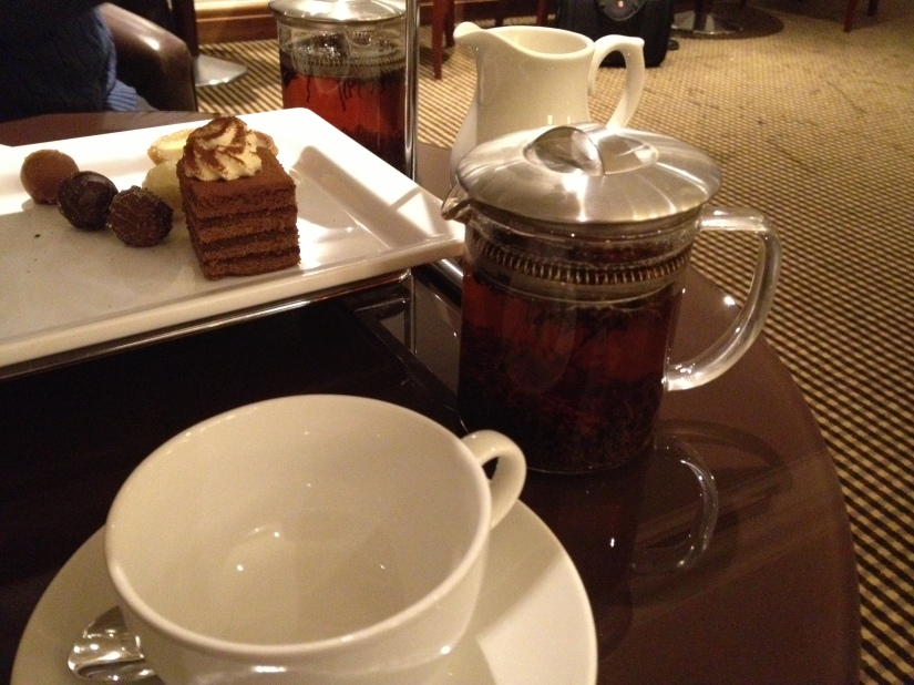 Tea - Afternoon Tea at The Cavendish