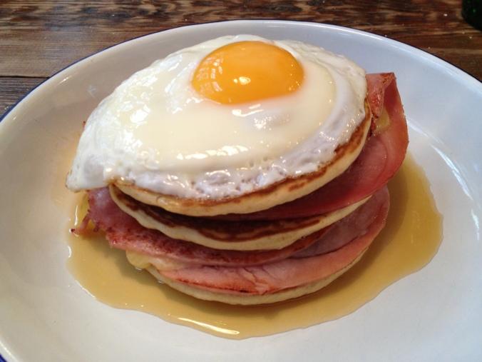 HamSoEggcited - The Breakfast Club