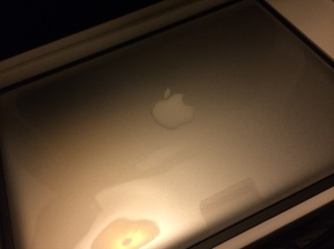 The new Mac!