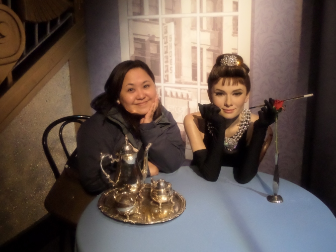 Tea with Audrey