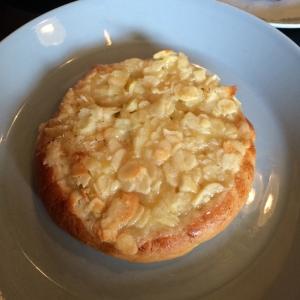 Nordic Bakery's apple Tosca bun