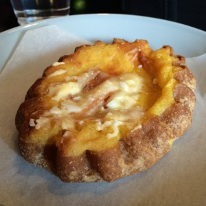 Nordic Bakery's potato Karelian pie