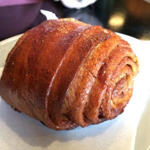 Nordic Bakery's classic Cinnamon bun