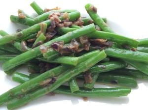 Woodstock Dan's green beans