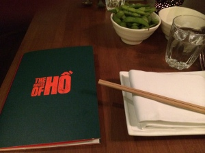 House of Ho table