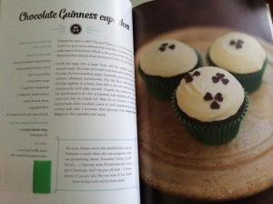Chocolate Guiness cupcake recipe