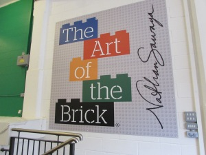 The Art of the Brick