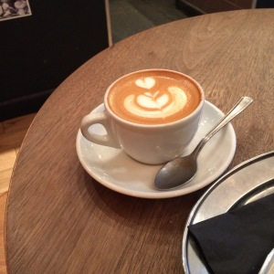 Table Flat White