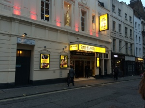 Harold Pinter Theatre - Sunny Afternoon