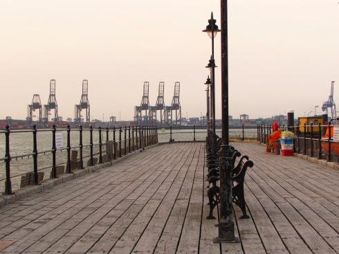 Ha'penny Pier, Harwich