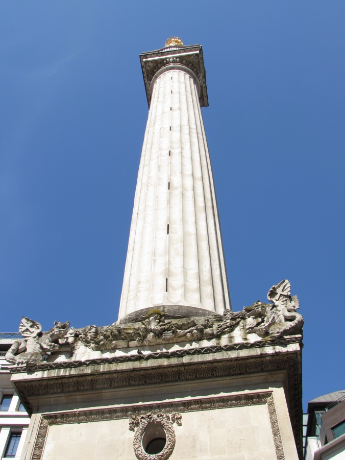 Monument to the Great Fire