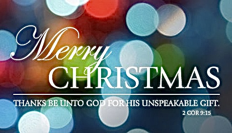 God's unspeakable gift