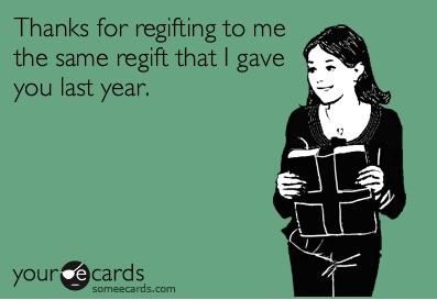 Regifting-Ecard
