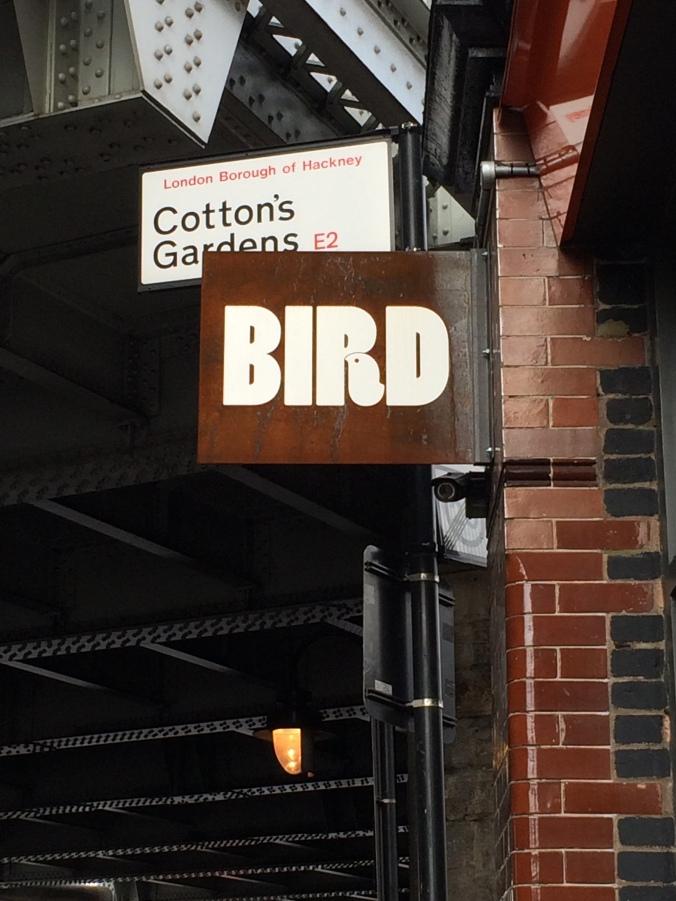 Bird Shoreditch