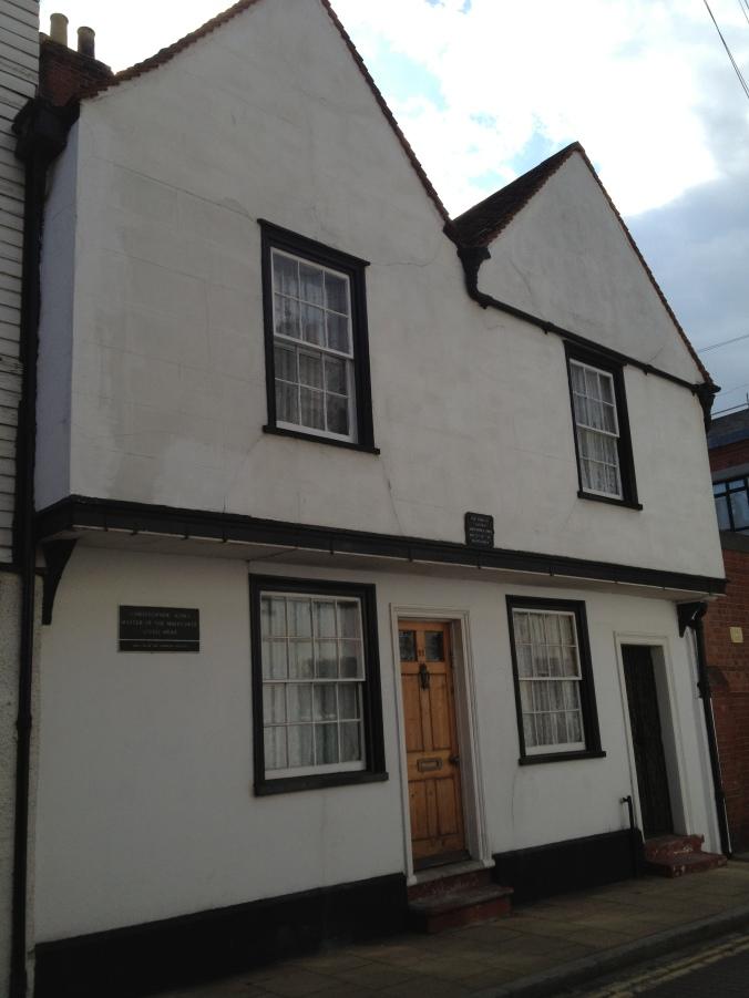 Captain Christopher Jones' house