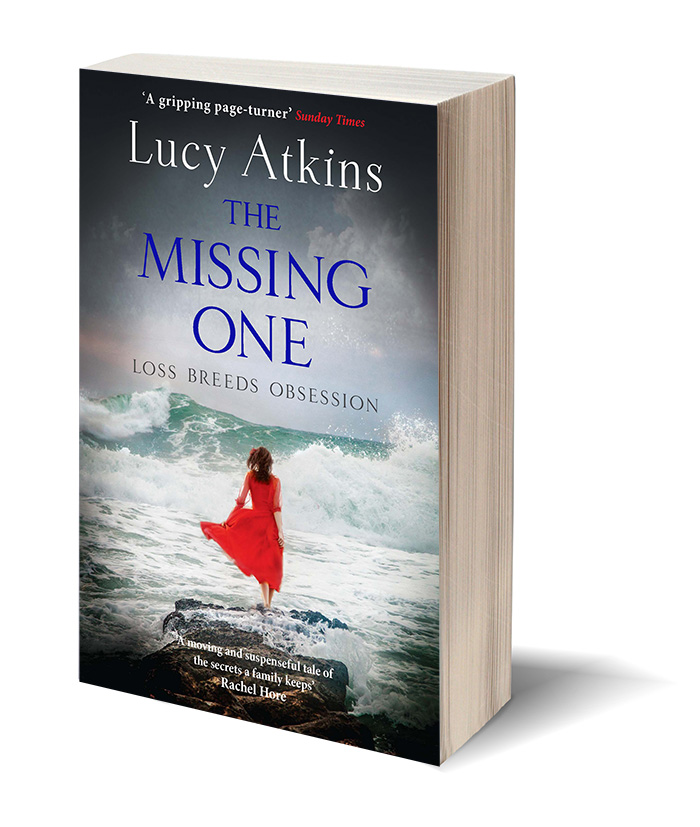 the missing one book cover