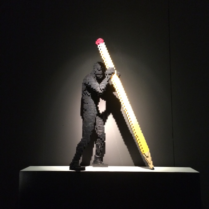Nathan Sawaya - The Art of the Brick