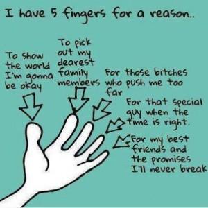 my5fingers