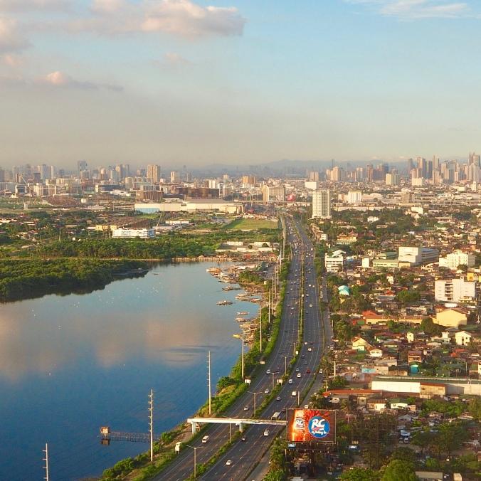 Touchdown Manila!