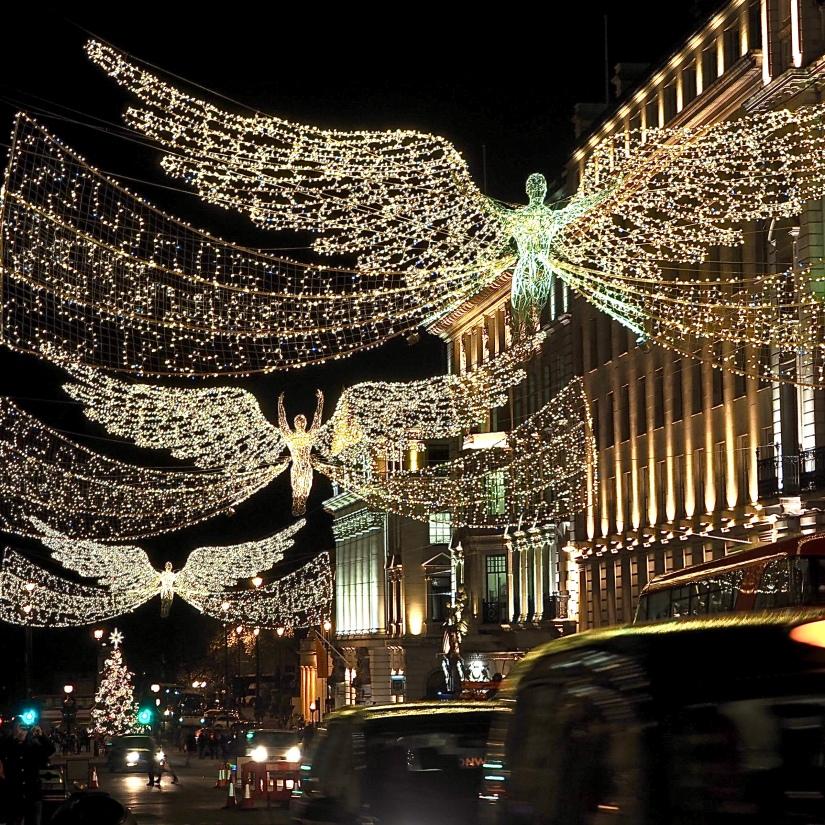 Regent Street angels