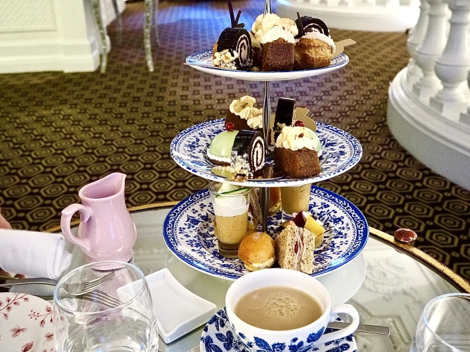 Afternoon Tea at St Ermin's